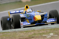 IRL: Cheever gives Karthikeyan his first driver oval test