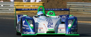 Le Mans Pescarolo fastest in Le Mans warm-up