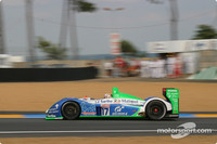 Ayari crashes #17 Pescarolo in 24H