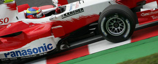 Zonta fastest in Japanese GP second practice