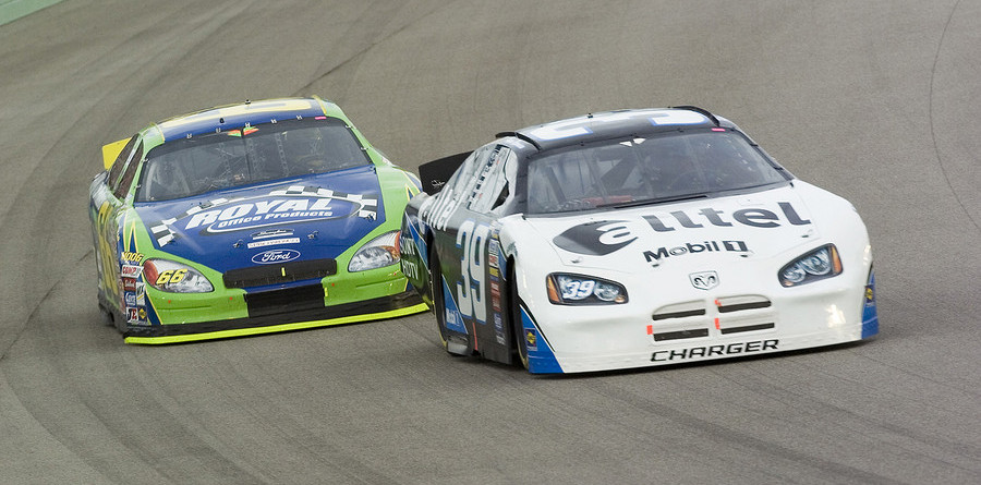 BUSCH: Newman wins NBS season finale at Homestead
