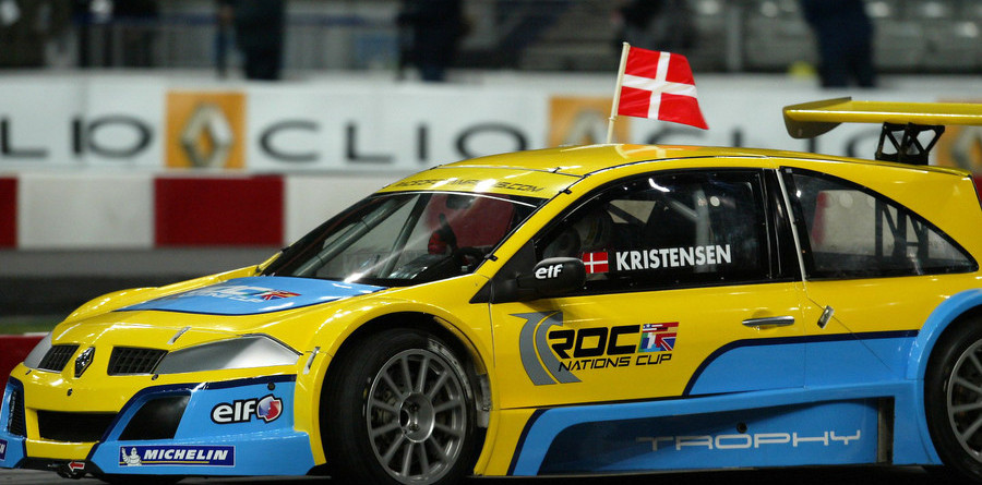 Kristensen, Ekstrom perfect in Nations' Cup