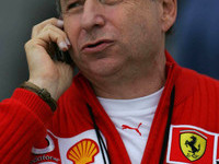 Track debut for new Ferrari next week