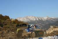 Gronholm in Monte Carlo lead as Loeb slips up