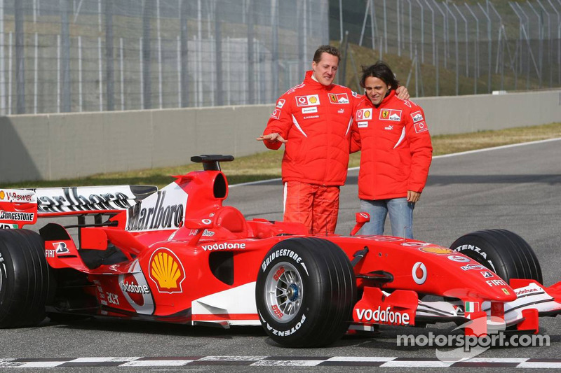 Ferrari drivers positive about new car