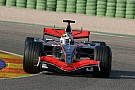A lap of Bahrain with Montoya