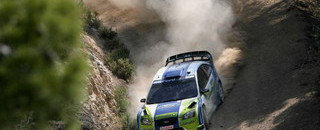 WRC Gronholm stretches out Acropolis lead