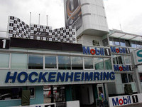 Who can stand the heat at Hockenheim?