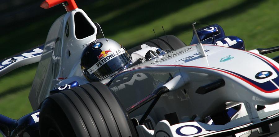 Vettel fastest on Italian GP Friday