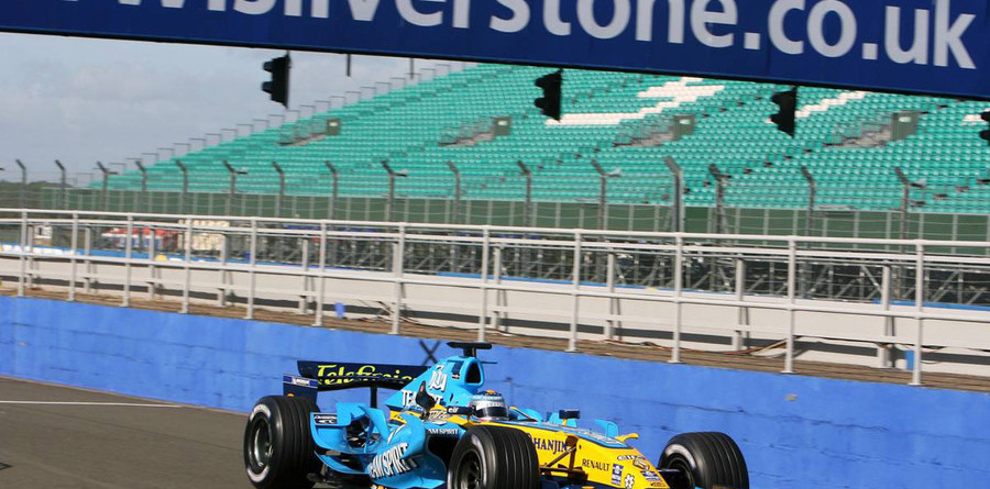 Renault one-two again on last day at Silverstone