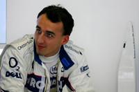 Kubica, Vettel keep BMW Sauber seats for 2007