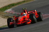 Ferrari back on top at Barcelona