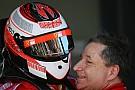 Todt happy with Ferrari atmosphere