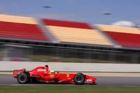 Massa keeps Ferrari on top at Barcelona