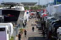 Race action resumes at Barcelona