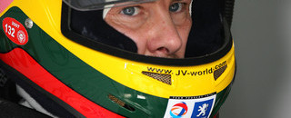 Villeneuve prepares for first Le Mans