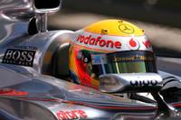 Hamilton tops day two at Jerez