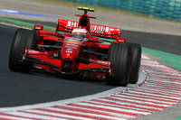 Ferrari leads in Turkish GP first practice