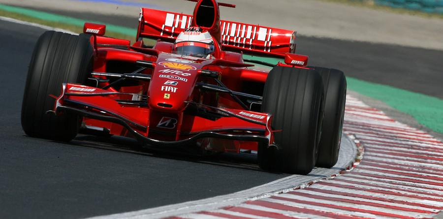 Ferrari leads in Turkish GP first practice