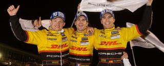 ALMS Penske Porsche takes Sebring overall victory