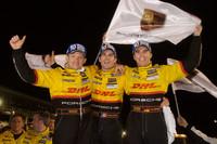 Penske Porsche takes Sebring overall victory