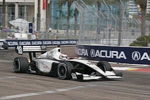 Indy Lights Preview Cyndie Allemann Sebring test wrap-up