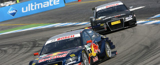 Ekstrom, Audi dominate at Hockenheim