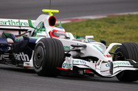 Barrichello talk surprises AGR