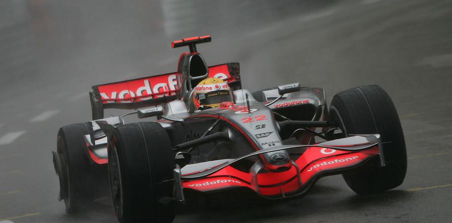 Hamilton rain-dances to Monaco victory