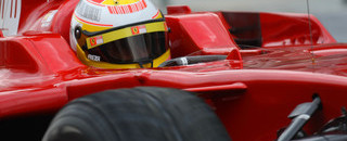 Badoer leads Barcelona F1 test times again