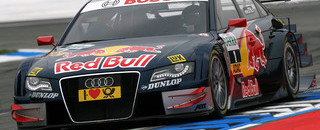 DTM Ekstrom steals pole for season finale