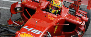 Rossi, Loeb: Seekers in the thrall of the F1 thrill