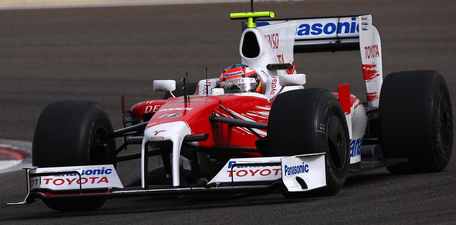 Glock tops Bahrain Wednesday test