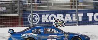 NASCAR Sprint Cup Kurt Busch dominates for Atlanta victory