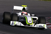 Brawn GP in fast start to final test