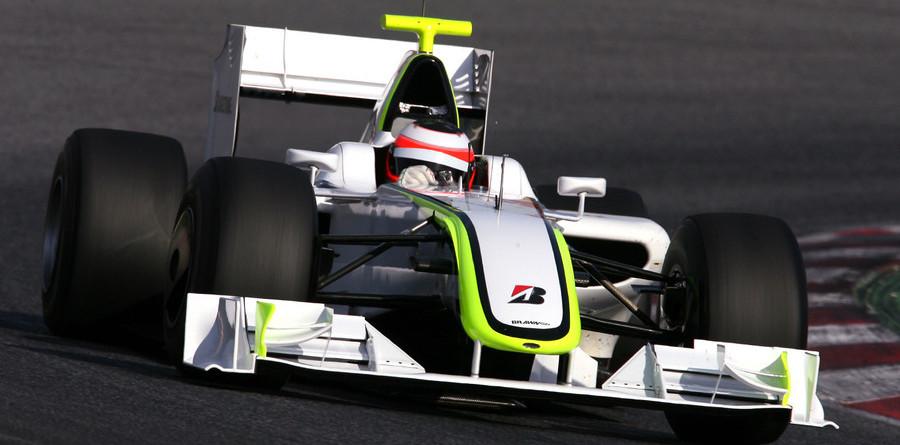 Brawn GP in fast start to final test
