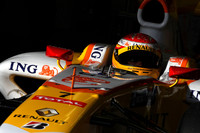 Alonso quickest as test days fade