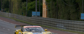 Le Mans Corvette, Lizard sweep to GT poles at Le Mans