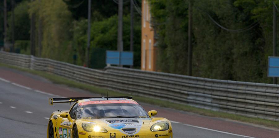 Corvette, Lizard sweep to GT poles at Le Mans