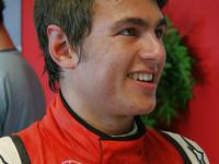 Christodoulou takes maiden win at Snetterton