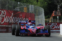 Matos leads Toronto Friday practice