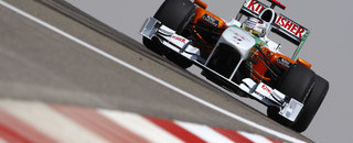 Mercedes engines lead the way in Bahrain practice