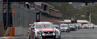 V8 Supercars Tander tastes success at Adelaide