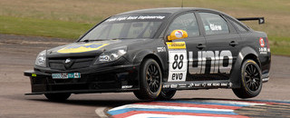 BTCC More disappointment for 888 on Rockingham eve