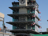 Behind the Barriers - Indy 500 Opening Day