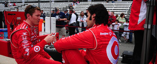 Dixon fastest again on day five Indy 500 practice