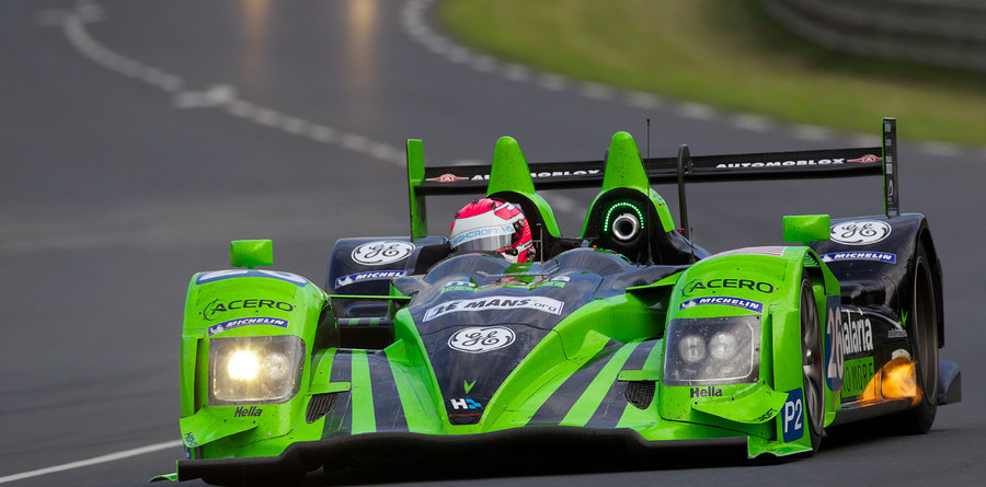 Highcroft moves to LMP2 provisional pole