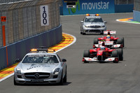 Ingram's Flat Spot On: Safety Car Plague