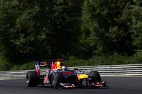 Vettel off to promising start in Hungarian GP