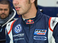 Vergne completes hat-trick at Spa